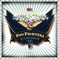 Foo Fighters In Your Honor Cover