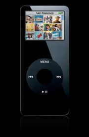 Apple iPod Nano Black