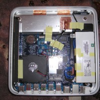 Apple TV motherboard
