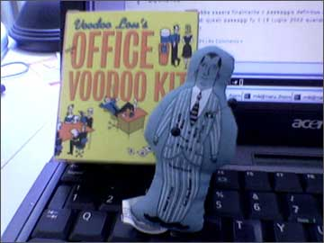 Mini Office Vodoo Kit